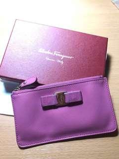Salvatore Ferragamo key bag