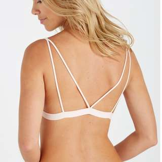 Brand New Light Pink Cotton On Bralet Bra