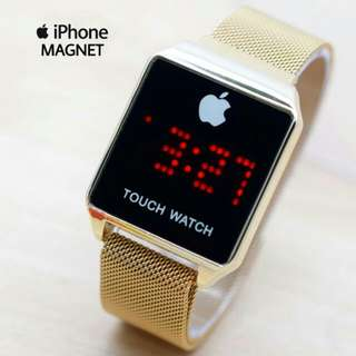 (New) iPhone Watch Gold
