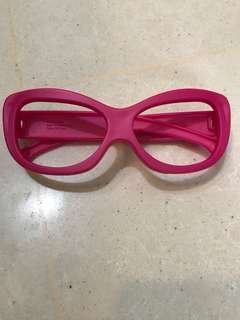 Pink Spectacles Frame