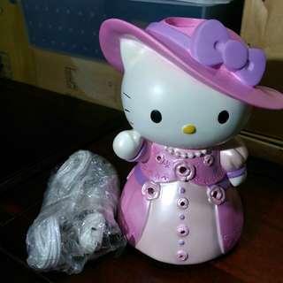 🚚 Hello Kitty薰香燈 (夜燈功能)
