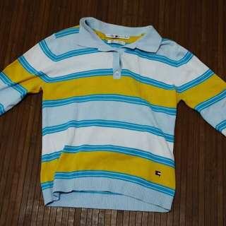 Tommy Hilfiger 3/4 sleeve polo shirt
