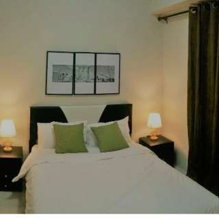 BUDGET Nicely Furnished 1BR Unit in Ortigas For RENT