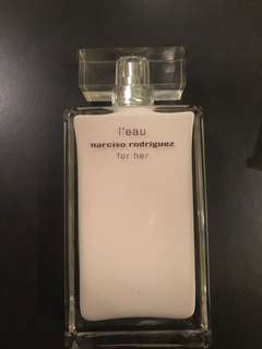 Narciso Rodriguez' L'eau 100ml