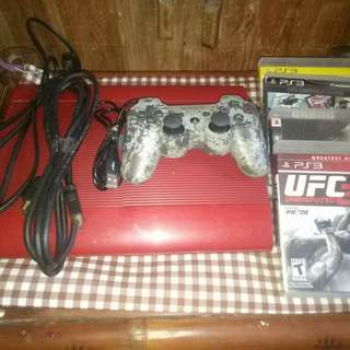 Ps3 console w/ controler
