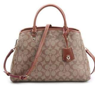 Coach Bag with paper bag
