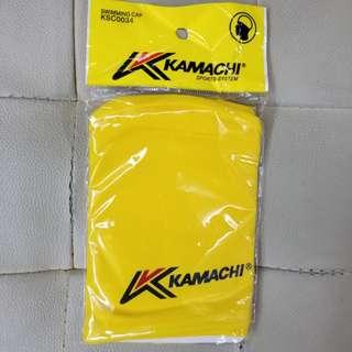 全新KAMACHI 泳帽