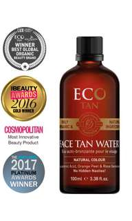 ECOTAN Face Tan Water