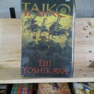 Novel Taiko Eiji Yoshikawa