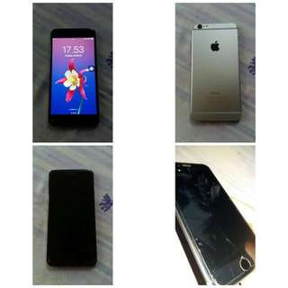 Iphone 6Plus SpaceGray 64GB