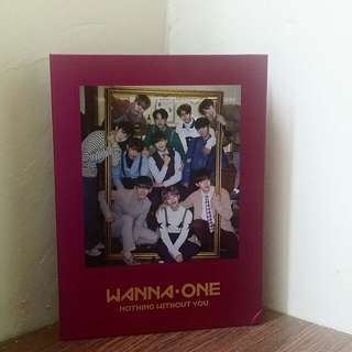 Wanna One Album, Poster & FREEBIES