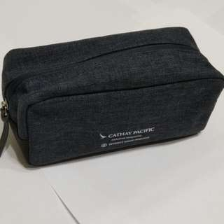 國泰航空商務艙乘客袋Cathay Business class amenity kit (全新未開)
