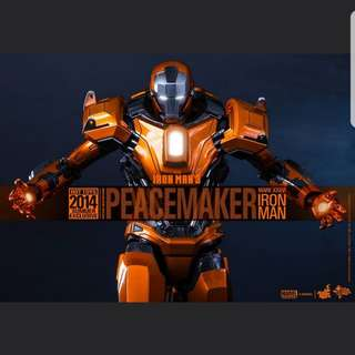 Hot Toys Iron Man Peacemaker Exclusive
