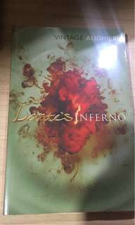 Inferno (Dante) - Original Imported Book