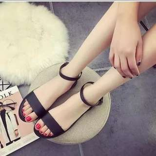 [PO #14] Casual Flat Sandals
