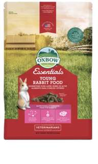 Oxbow Essentials Young Rabbit Pellets