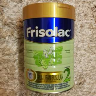 Friso 2 900g from Netherlands for Malaysia