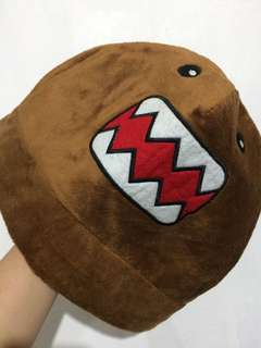 Domo Hat Comic Alley