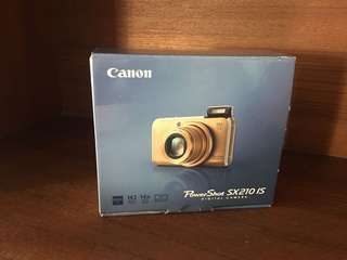Canon Powershot SX 210 IS