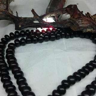 Red Akar Bahar Necklace