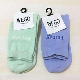 Wego襪子