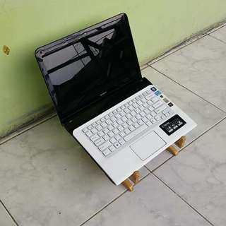 Sony vaio core i5 dual vga radeon Ram 4gb super gamer