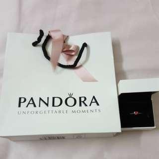💯 Authentic Pandora Ring
