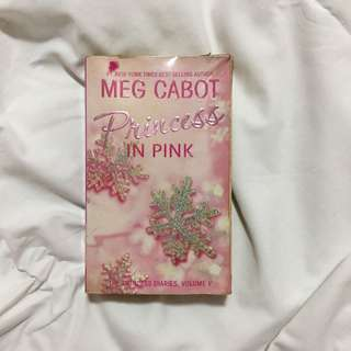 Meg Cabot - Princess in Pink