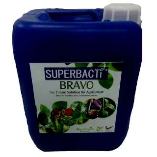 Superbacti Bravo - Preventing and curing plant base diseases