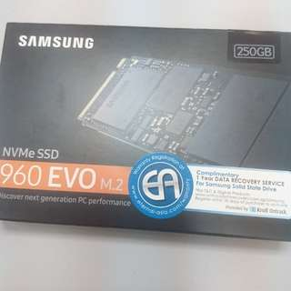 Brand New Samsung 960 Evo m.2
