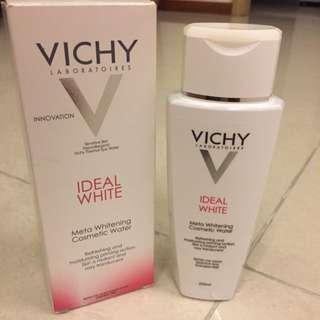 vichy meta whitening cosmetic water