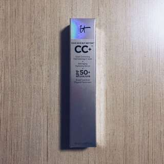 IT Cosmetics CC Cream in Light