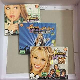 Hannah Montana 3in1 CDs