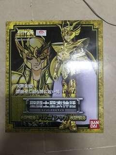 聖鬥士聖衣神話 黃金聖鬥士 處女座 沙加 VIRGO SHAKA bandai