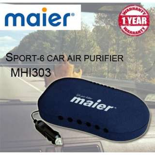 Brand New Maier Car Air Purifier Sports 6