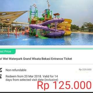 WaterPark Grand wisata Bekasi