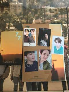 GOT7 ALBUM [7 FOR 7]