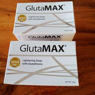 GLUTAMAX WHITENING SOAP🔥