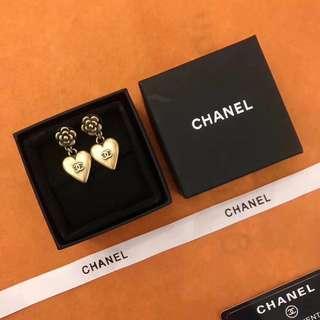 Chanel 耳環 專櫃New*