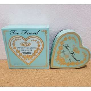 Too Faced Sweethearts Bronzer - Baked Luminous Glow Bronzer
