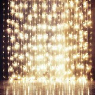 Fairy Lights Glitter LED Lights Sparkles Wedding Photobooth Backdrop