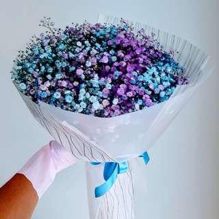 #048 Baby's Breath Bouquet