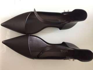 Melissa black shoes