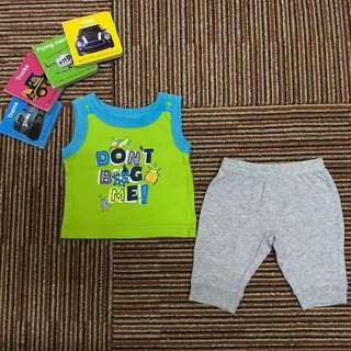 Baby Shirt and Jogger pants