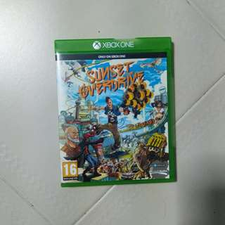 Sunset Overdrive (Xbox One Exclusive)