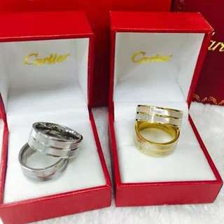 Cartier couple ring
