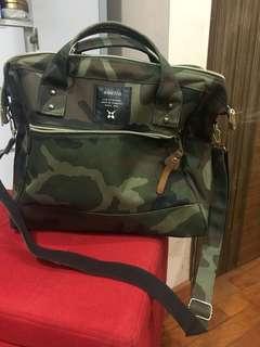 Anello cameo sling bag