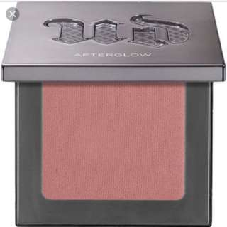 URBAN DECAY AFTERGLOW POWDER BLUSH (Fetish)