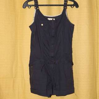 Romper Navy Blue