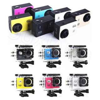 💥Lowest Price💥 Waterproof Action Camera FullHD 1080P